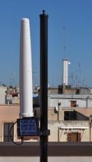Centralina di monitoraggio CEM modello PMM 8057 Narda